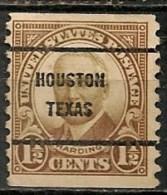 Timbres - Amérique - Etats-Unis - 1930 - 1 1/2 Cents -