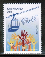 CEPT 2012 SM MI 2524  SAN MARINO - Europa-CEPT