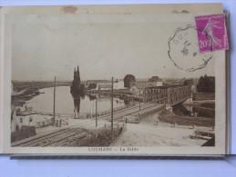 71 - LOUHANS - LA SEILLE - VOIE FERREE - PASSAGE A NIVEAU - PONT - Louhans
