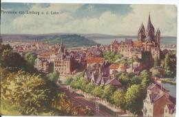 LIMBURG A LAHN  Panorama - Limburg