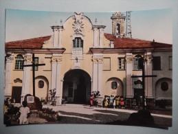 Porto Maurizio (Imperia) - Santuario Monte Calvario - Imperia