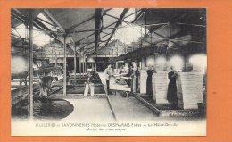 76 Le Havre-Graville - Huileries Et Savonneries Modernes Desmarais Frères - Atelier Des Mises Savons (manque Au Dos) - Le Havre