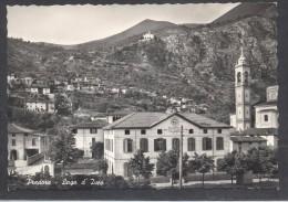 6514-PREDORE(BERGAMO)-MUNICIPIO-SCUOLE ELEMENTARI-1950-FG - Bergamo