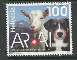 Suisse, Mi 2282 Année 2012, Oblitéré, Voir Scan - Suisse