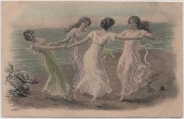 M.M. VIENNE N° 257 - Femmes -  Art Nouveau  -   (76919) - Vienne