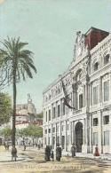 Côte D'Azur - Cannes - L'Hôtel De Ville - Le Suquet - Carte L.V. & Cie Non Circulée