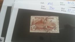 LOT 253539 TIMBRE DE FRANCE OBLITERE N�230 VALEUR 15,5 EUROS