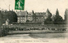 B11653 Pompadour - Le Chateau Et L'Hippodrome - France
