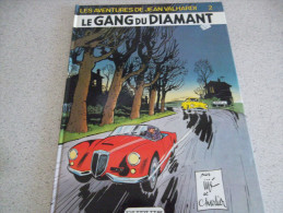 Les Aventures De Jean Valhardi..le Gand Du Diamant  .. - Livres, BD, Revues