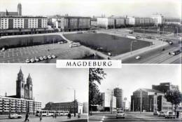 CPSM Allemagne Mageburg - Magdeburg