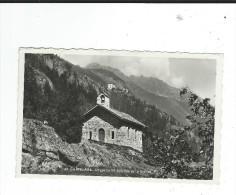 CPSM Le Chatelard Chapelle Ste Thérese Et Le Gietroz  Circulé 1937 TBE - VS Valais