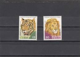 Cuba Nº A267 Al A268 - Airmail