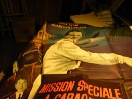 AFFICHE DU FILM MISSION SPECIALE A CARACAS. - Plakate & Poster