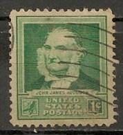 Timbres - Amérique - Etats-Unis - 1940 - 1 Cent - - Used Stamps