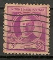 Timbres - Amérique - Etats-Unis - 1940 - 3 Cents - - Vereinigte Staaten