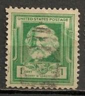 Timbres - Amérique - Etats-Unis - 1940 - 1 Cent - - Vereinigte Staaten