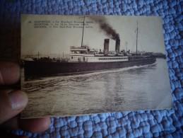 OOSTENDE La Malle Princesse Astrid - Ferries