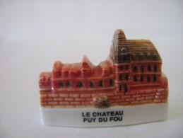 Le Puy Du Fou De 2004... Lot De 7 Feves ...Ref. AFF : 39-2004 ..(0021) - Regions