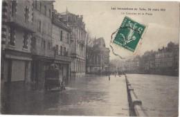 Inondations De Tulle Courrier Et Poste - Tulle