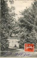 Villa Longsaulx, Près Chartres. Le Parc. - Lèves
