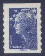 Adhésif 179 (4201) Marianne Beaujard TVP Europe - Timbre De Carnet (2008) Neuf** - France