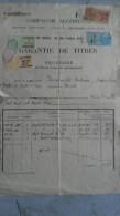 CIe ALGERIENNE /GARANTIE DE TITRE / 1931 - Shareholdings