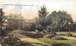 Z15752 United States Of America Connecticut Hartford Elizabeth Park Entrance - Hartford