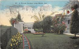 Z15753 United States Of America California Long Beach Private Garden - Long Beach