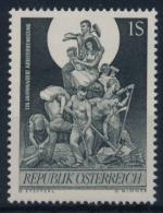 **Österreich Austria 1964 ANK 1202 Mi 1172 (1) Labor Movement MNH - 1961-70 Ungebraucht