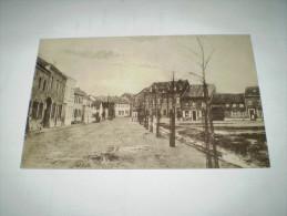 Gruss Aus Kuckhoven, Allemagne ; Marktplatz Mit Umgebung . 1919 - Erkelenz