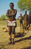 Kenya M'Kamba Women Nude Topless 1961