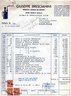 SEGRATE (MILANO)-PRODOTTI CHIMICI ED IGIENICI-MARCA DA BOLLO LRE 200 X 3 - Italia