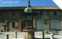 *ITALIA: CASTEGGIO - IL PAVESE 2008* - Scheda Usata - Public Practical Advertising