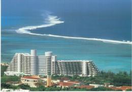 Saipan Northern Marianas Islands, Hotel Nikko And Ocean View, C1990s/2000s Vintage Postcard - Northern Mariana Islands