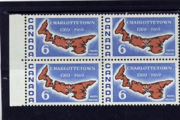 CANADA. 1969, # 499i,   MAP OF PRINCE EDOUARD ISLAND MNH - 1952-.... Règne D'Elizabeth II