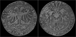 Cambrai Maximiliaan De Berghes Rijksdaalder 1569 - Belgique