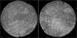 Liege Gerard Van Groesbeeck Rijksdaalder 1567 - Belgique