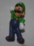 1 FIGURINE FIGURE DOLL PUPPET DUMMY TOY IMAGE POUPÉE - SUPER MARIO NINTENDO - Figurines
