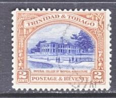 TRINIDAD & TOBAGO  35    (o) - Trinidad & Tobago (...-1961)