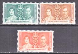 TRINIDAD & TOBAGO  47-9    * - Trinidad & Tobago (...-1961)