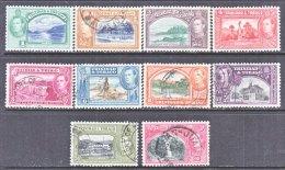 TRINIDAD & TOBAGO  50+    *  (o) - Trinidad & Tobago (...-1961)
