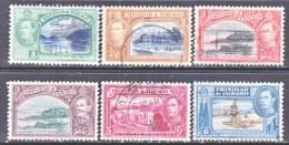 TRINIDAD & TOBAGO  50+      (o) - Trinidad & Tobago (...-1961)