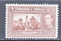 TRINIDAD & TOBAGO  53   * - Trinidad & Tobago (...-1961)