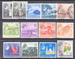 TRINIDAD & TOBAGO  89-100  (o)  W 89a - Trinidad & Tobago (...-1961)