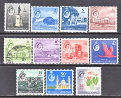 TRINIDAD & TOBAGO  89+  ** (o) - Trinidad & Tobago (...-1961)