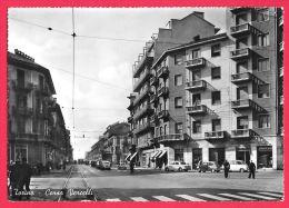 [DC5460] CARTOLINA - TORINO - CORSO VERCELLI - ANIMATA - Non Viaggiata - Old Postcard - Italia