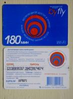 Phone Card From Belarus 180un. - Belarus