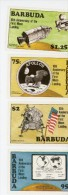 Barbuda 1980-Apollo 11-YT 465/8***MNH