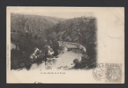 DF / 23 CREUSE / BADECON-LE-PIN / MOULIN DE LA PRUNE / CIRCULÉE EN 1903 - Autres Communes