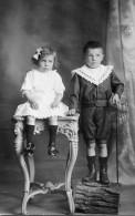 CARTE PHOTO(ENFANT) - Personnes Anonymes